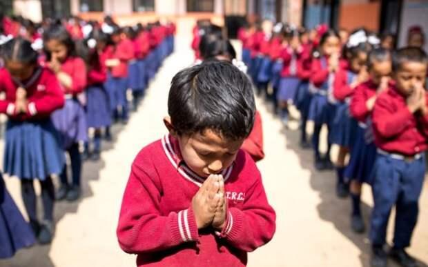 Непал после землетрясения
