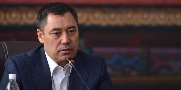 В Киргизии подписана новая редакция Конституции