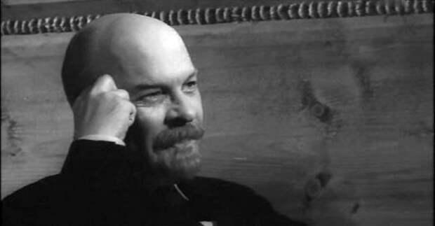 Кадр из фильма «Ленин в Польше», 1966 год