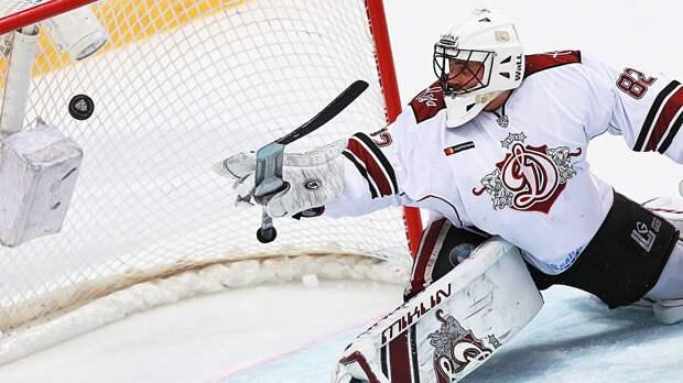 «Трактор» одержал 4-ю подряд победу в КХЛ, обыграв рижское «Динамо»