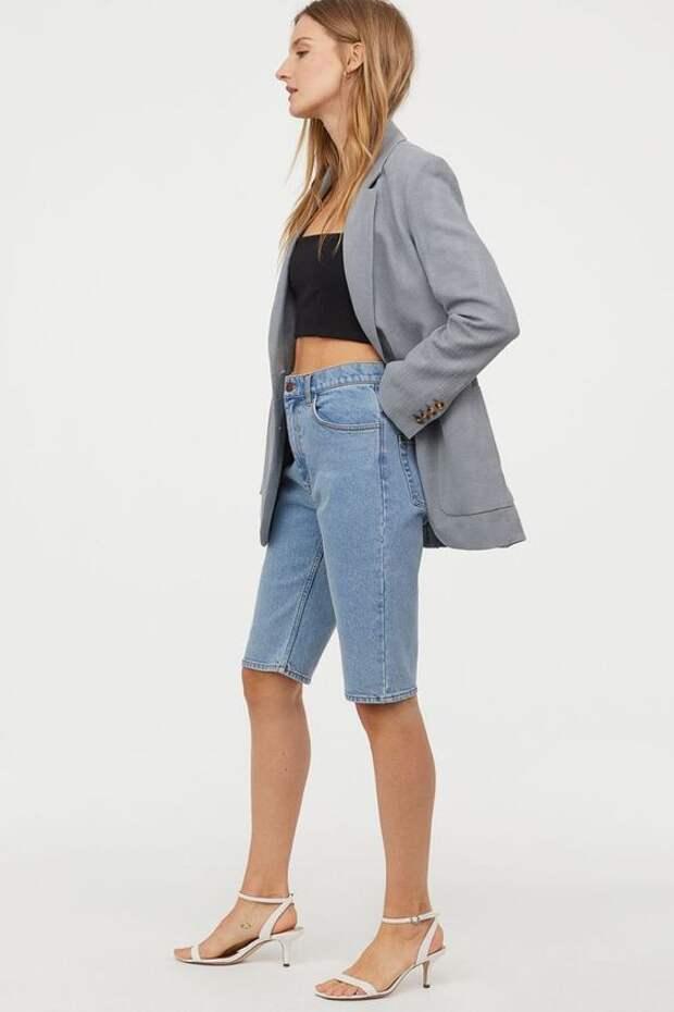 Женские шорты 2020: Как составить стильный модный образ