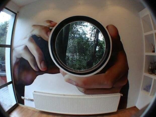 Окно фотографа