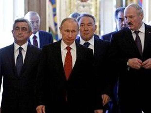 Новость на Newsland: Армения станет полноправным членом ЕАЭС