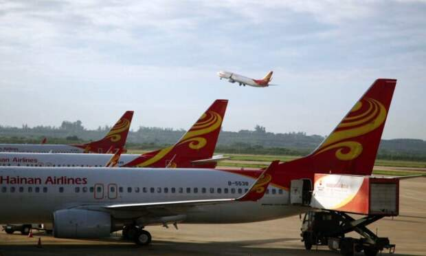 Вмеждународном аэропорту Китая зафиксирована вспышка COVID- 19
