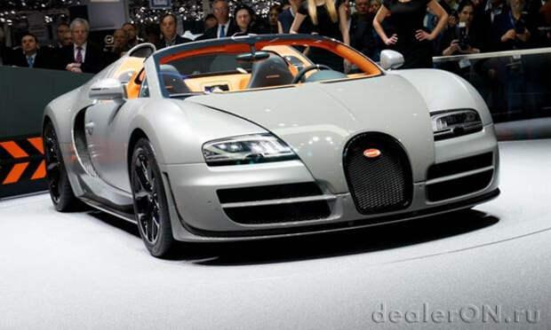 Bugatti продал последний Veyron, завершая эру суперкара VW
