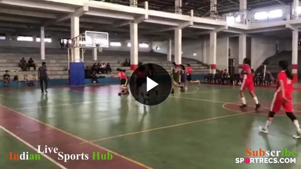 SHABNAM JASSAL Basketball player in India !