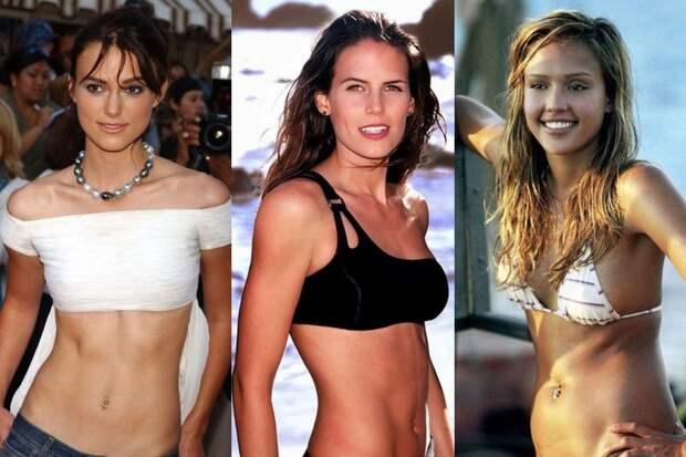 Красавицы-каскадерши. Кто подменяет Джоли, Хаматову и других актрис