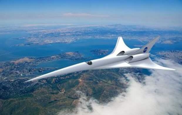 Сверхзвуковой пассажирский самолет планируется выпускать в РФ, ОАЭ может быть инвестором