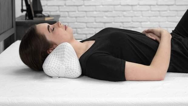 Болят спина и шея? Сшейте знаменитую подушку «косточку»