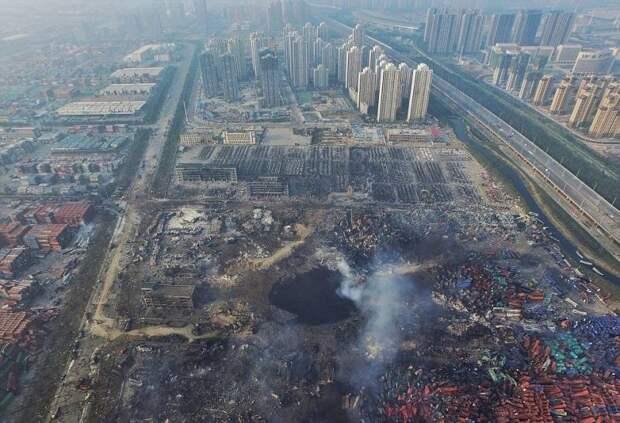 Психоз Земли. Почему Китай - рекордсмен по числу техногенных катастроф