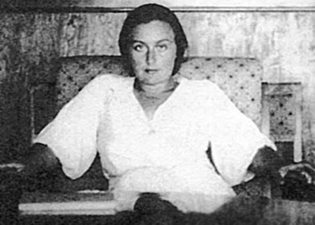 «Жена дьявола», или как Нино Берия пыталась развенчать миф о своем супруге-тиране