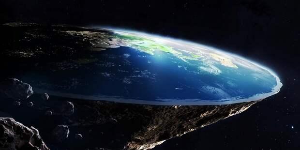 Сторонники теории плоской Земли поплыли искать край света и были арестованы