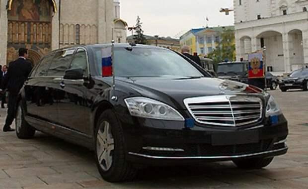 """Автомобиль для Президента России будет носить имя """"Мономах""""?"""