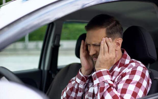 5 способов борьбы с головной болью в поездке