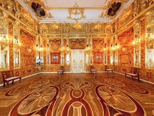 В России нашли следы Янтарной комнаты