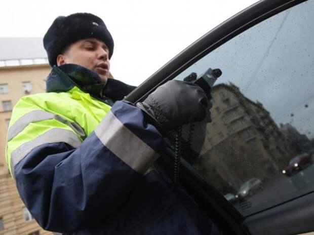 В Свердловской области начали арестовывать за избыточную тонировку