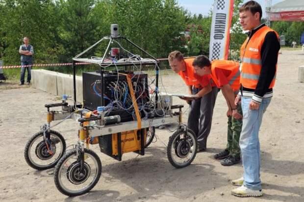 Группа ГАЗ намерена заняться производством беспилотных автомобилей