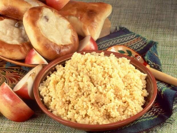 Правила старообрядческой кухни