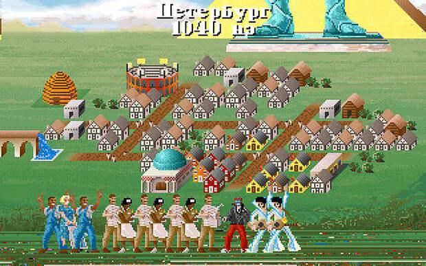 Компьютерные игры, которые запомнились многим. Часть 2
