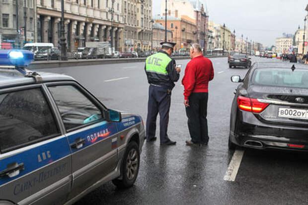 За вождение без прав будут арестовывать