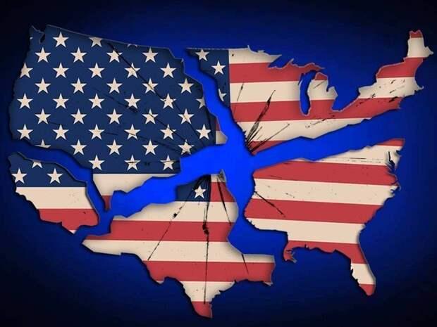 """Короновирус может довести США до раскола: """"Бунт на американском корабле"""""""