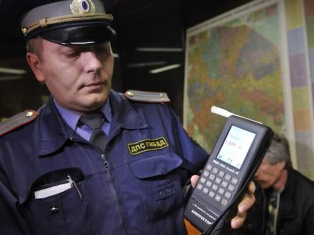 Совбез предлагает усилить наказание для пьяных водителей