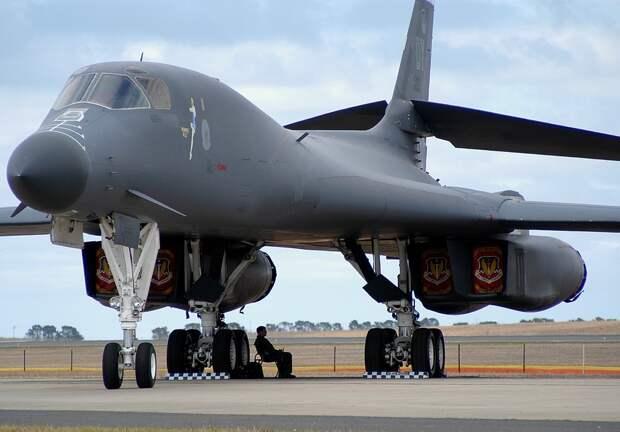 Американцы избавятся от бомбардировщиков B-1B к 2036 году