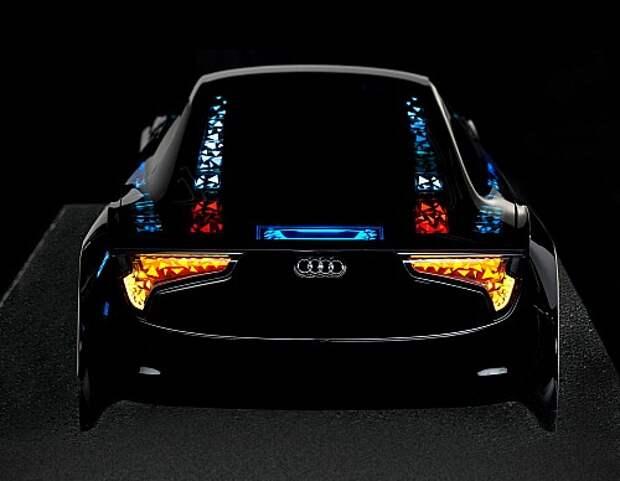 Центр светотехники Audi: свет в конце туннеля