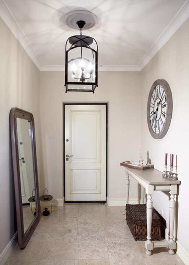 Транзисьон Прихожая by I.D.interior design