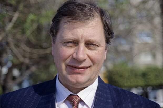 Валентин Смирнитский.