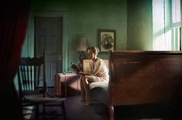 Великолепные фотографии, вдохновленные картинами Эдварда Хоппера