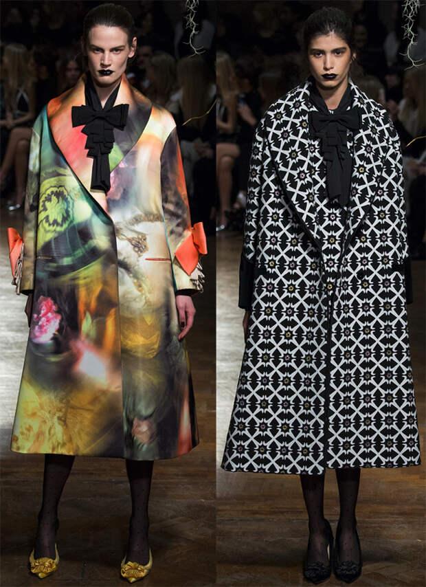 Giles пальто