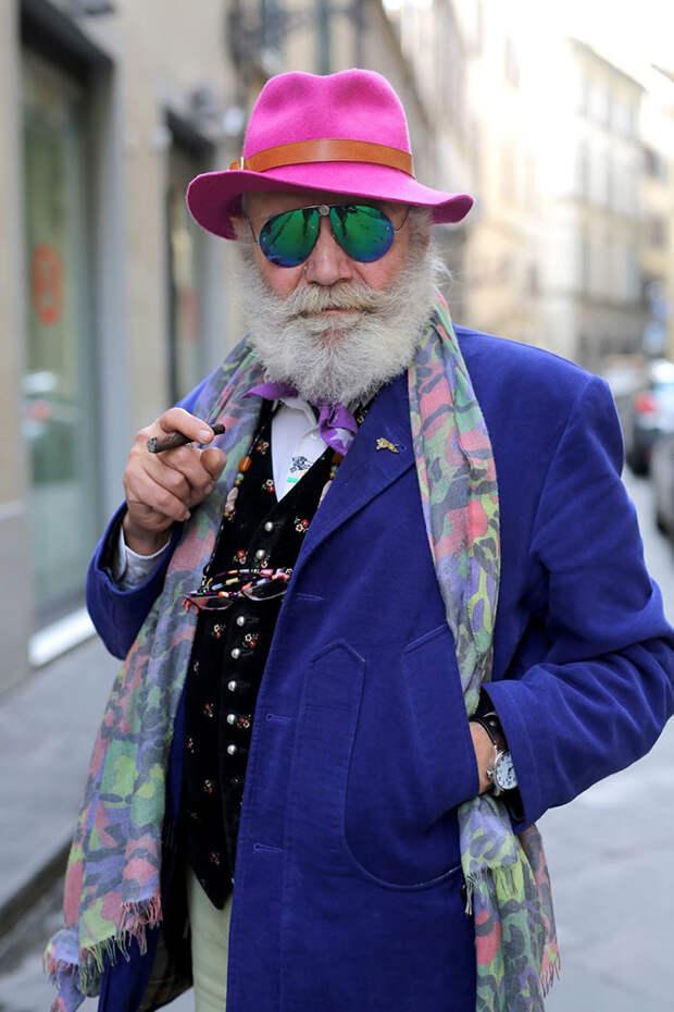 69 модников, которые доказывают, что возраст - лишь цифра в паспорте возраст, модник