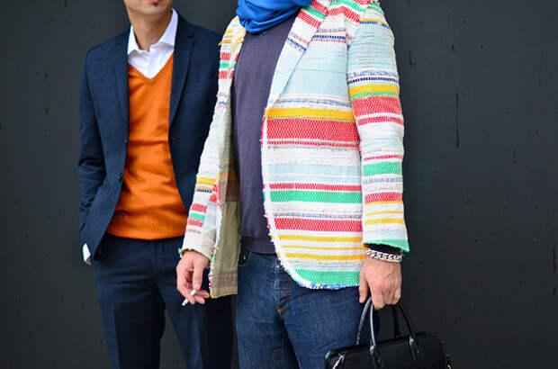 переделка пиджака из коврика
