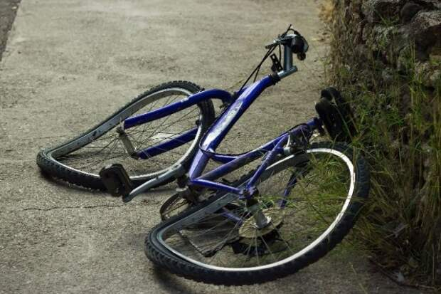 В Севастополе несовершеннолетний велосипедист устроил ДТП