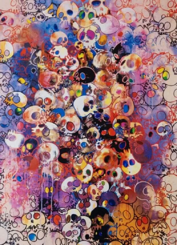 Современное искусство Японии: с днем рождения, Такаси Мураками