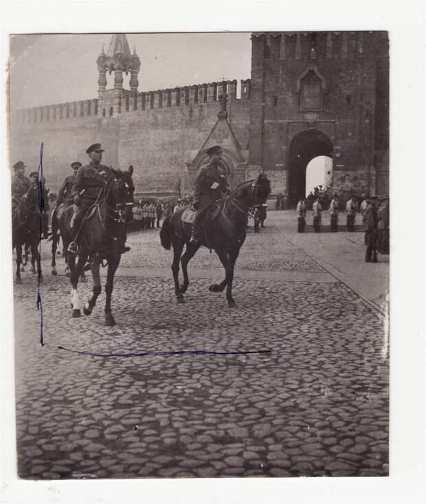Фрунзе и Варашилов, 20-е гг.