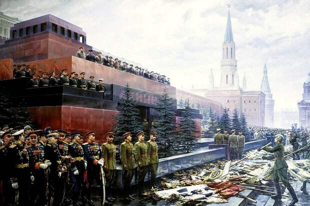 Просят покаяться за Ленина? Значит, будут грабить