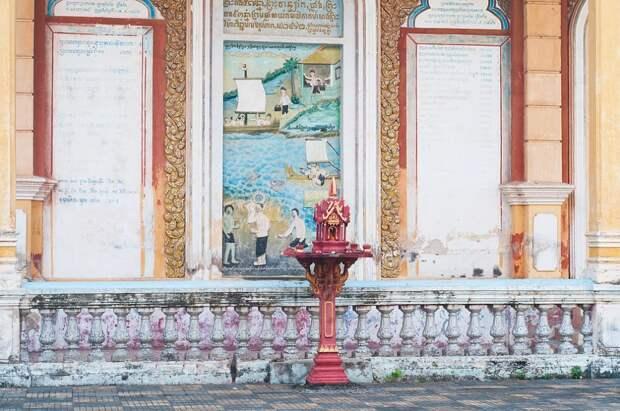 Баттамбанг, Камбоджа.