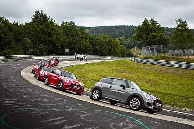 Связываем «Северную петлю» на автомобилях Mini