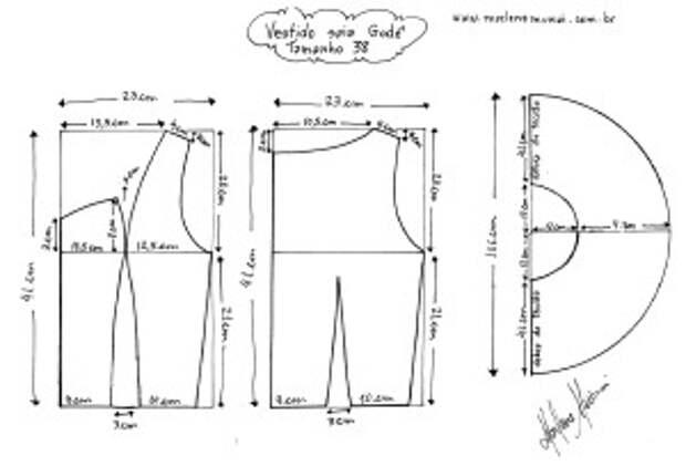 Годе юбка платье размер формы 38.