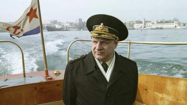 Адмирал Касатонов: ЧФ подготовил плацдарм для Крымской Весны