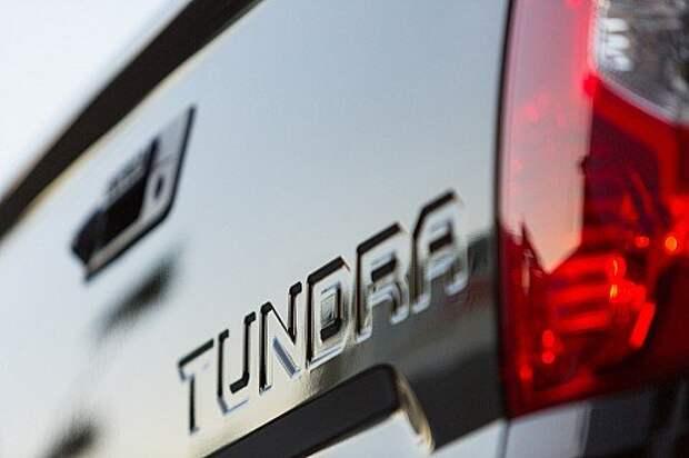 Пикап бракосочетаний: в Лас-Вегасе показали 8-дверный Toyota Tundrasine