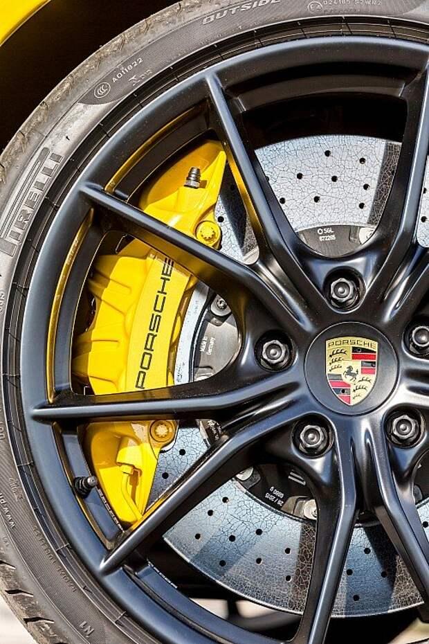 Выбираем правильный Porsche