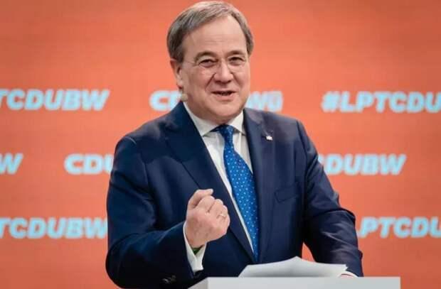 Партия Меркель назвала кандидата в канцлеры Германии