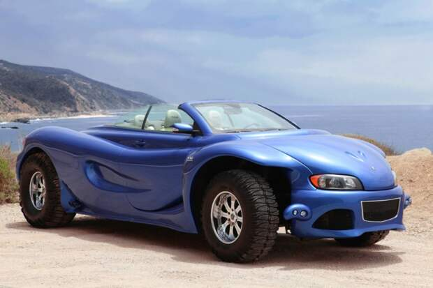 10. Youabian Puma автомобили, концепт-кары, странности