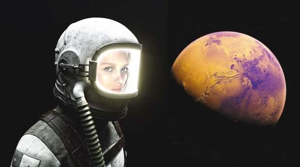 Обнаружена еще одна проблема колонизации Марса