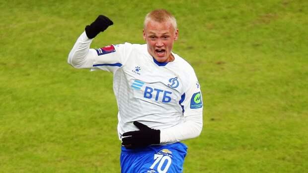 Агент: «Тюкавин вызван в молодежную сборную России. Насколько понимаю, вместо Кучаева»