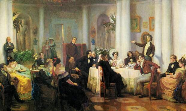 Как Пушкин ответил Мицкевичу, ненавидевшему Петербург.