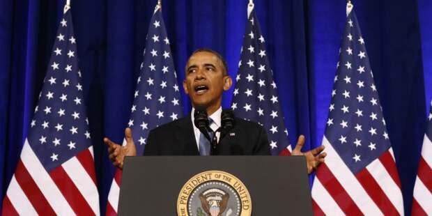 Обама обещает усилить санкции против России